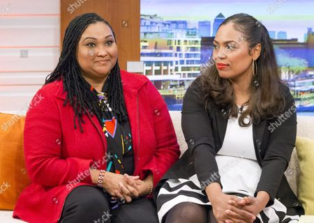 Editorial picture of 'Good Morning Britain' TV Programme, London, Britain. - 27 Nov 2014