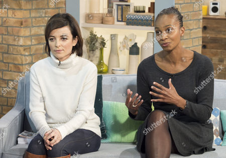 Editorial photo of 'This Morning' TV Programme, London, Britain. - 27 Nov 2014