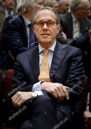 Jorma Ollila, Non-Executive Chairman of Royal Dutch Shell