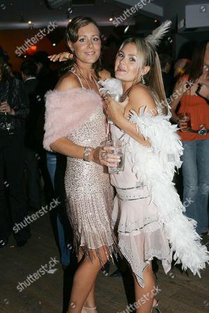 Natasha Gray and Annie Cooper