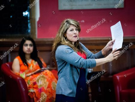Stock Picture of Naomi Wolf