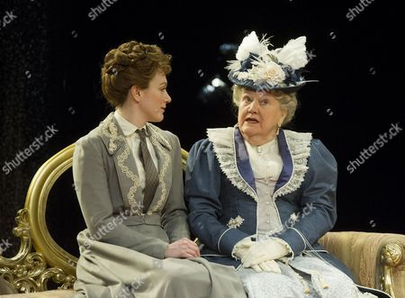 Laura Rogers as Lady Chiltern, Patricia Routledge as Lady Markby,
