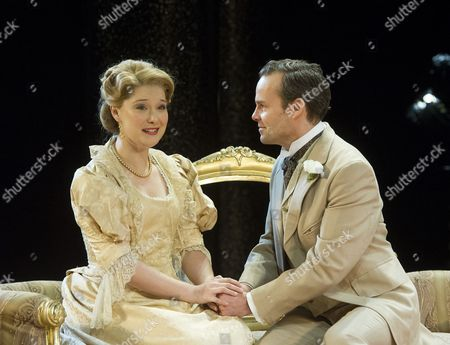 Amy Morgan as Mabel Chiltern, Jamie Glover as Lord Goring