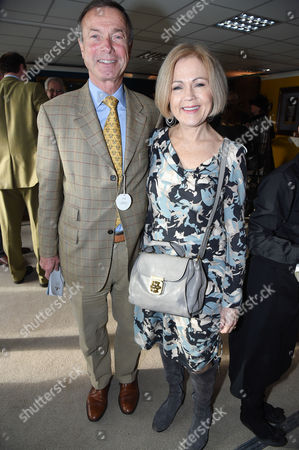 Gillian de Bono and husband