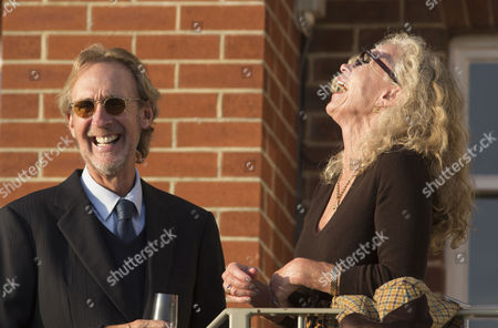 Mike Rutherford and Angie Rutherford