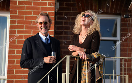 Mike Rutherford and wife Angie Rutherford
