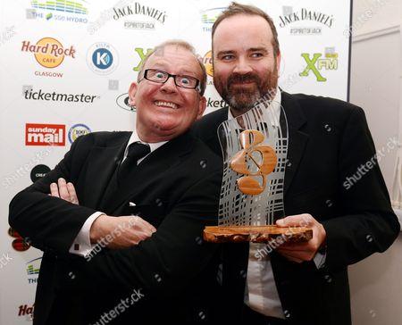 Editorial picture of Scottish Music Awards, Glasgow, Scotland, Britain - 29 Nov 2014