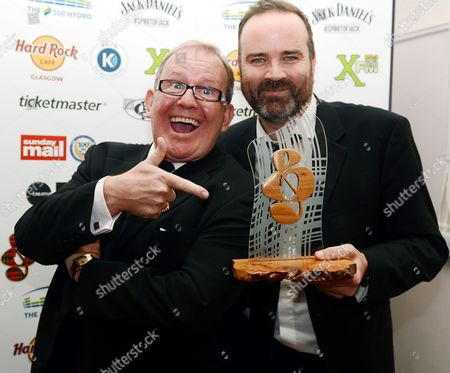 Stock Picture of Still Game - Ford Kiernan and Greg Hemphill