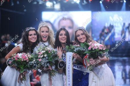 Miss USA Allyn Rose