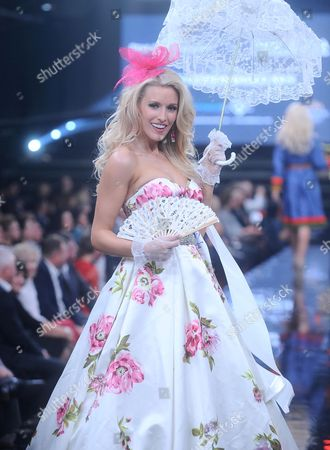 Stock Picture of Miss USA Allyn Rose