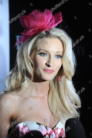 Stock Photo of Miss USA Allyn Rose
