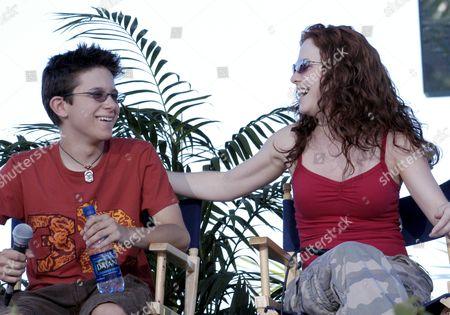 Martin Spanjers and Amy Davidson