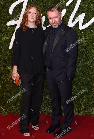 Thea Bregazzi and Justin Bregazzi