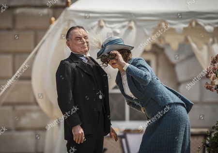 Ron Cook as Mr Crabb and Frances O'Connor as Rose