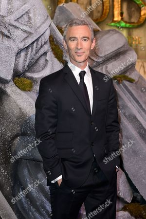 Stock Picture of Jed Brophy