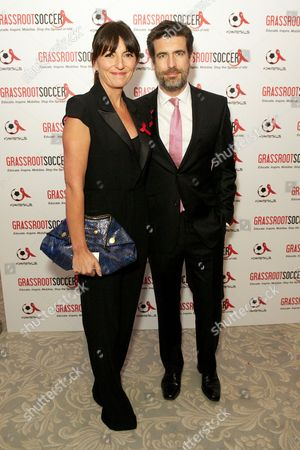 Editorial photo of Grassroot Soccer World AIDS Day Charity Gala, London, Britain - 01 Dec 2014
