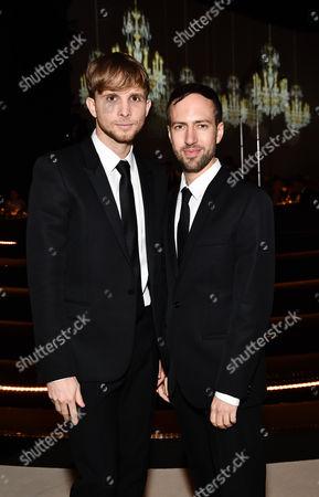 Christopher de Vos and Peter Pilotto