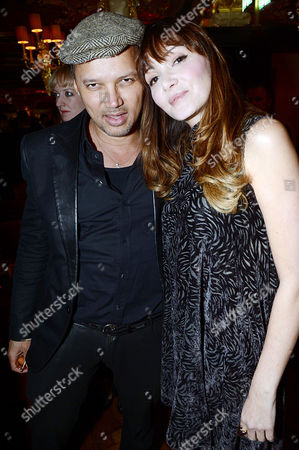 Gerry DeVeaux and Annabelle Neilson