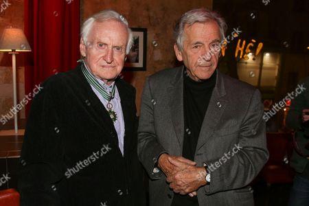 John Boorman and Costa Gavras