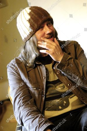 Damon Gough aka Badly Drawn Boy