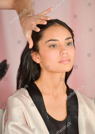 Stock Picture of Irina Sharipova
