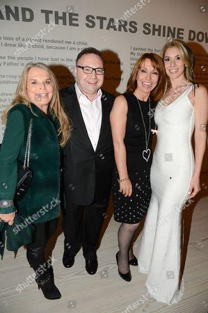 Lady Tina Green, Jonathan Shalit, Kay Burley and Stasha Palos
