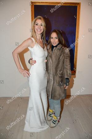 Stasha Palos and Chloe Green