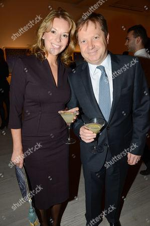 Celia Dunstone and Charles Dunstone