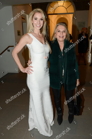 Stasha Palos and Lady Tina Green
