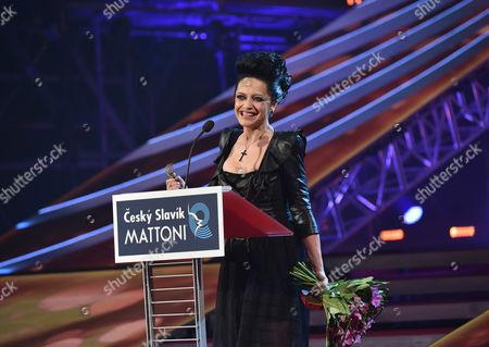 Editorial image of Nightingale Music Awards, Prague, Czech Republic - 29 Nov 2014