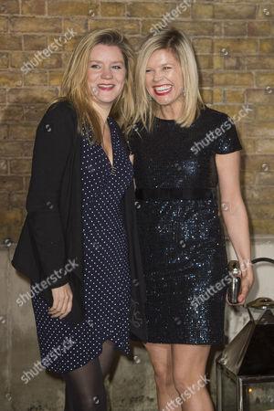 Olivia Poul and Emma Pike