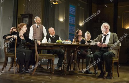 Susan Engel as Karolina, Adrian Rawlins as Vlado, Jonny Magnanti as Igor, Lucy Black as Dunya, Charlotte Beaumont as Lucia, James Laurenson as Alexander