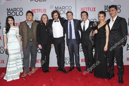 Zhu Zhu, Benedict Wong, Cindy Holland, Lorenzo Richelmy and Ted Sar
