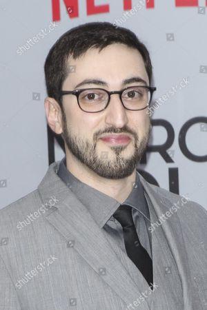 Editorial picture of 'Marco Polo' TV Series premiere, New York, America - 02 Dec 2014