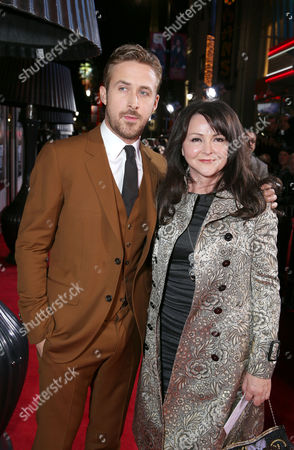 Ryan Gosling; Donna Gosling