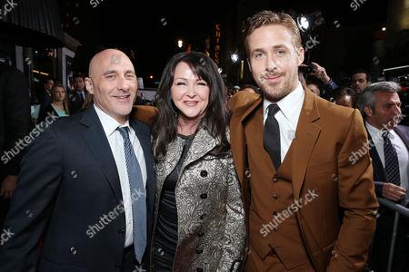 Jeff Robinov; Donna Gosling; Ryan Gosling