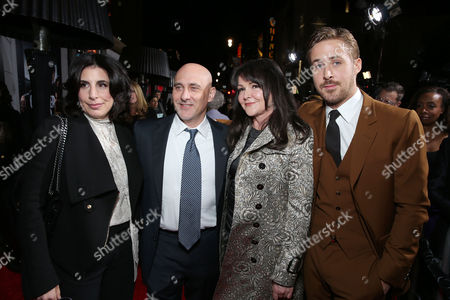 Sue Kroll; Jeff Robinov; Donna Gosling; Ryan Gosling