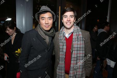 Kim Jee Woon; Andrew Knauer