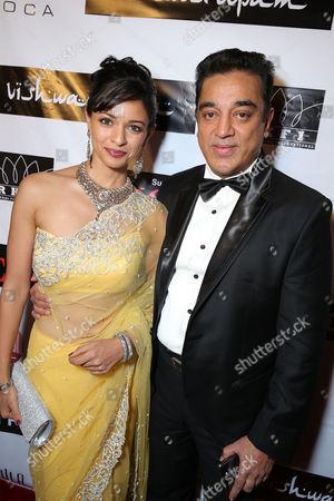Pooja Kumar; Kamal Haasan