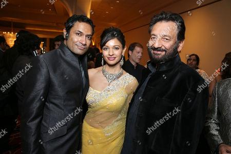 Samrat Chakrbarti; Shekar Kupar; Pooja Kumar
