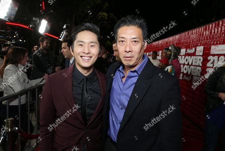 Justin Chon, Francois Chau