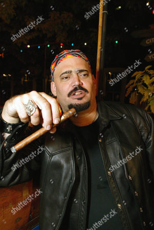 Stock Image of CHRISTOPHER COPPOLA