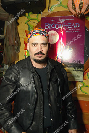 Stock Photo of CHRISTOPHER COPPOLA