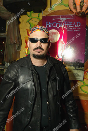 Editorial picture of CHRISTOPHER COPPOLA HOSTING A PARTY FOR HIS FILM 'BLOODHEAD' AT THE TORONTO FILM FESTIVAL, CANADA - 08 SEP 2003