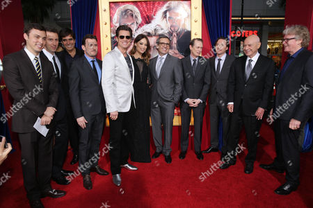 Editorial picture of New Line Cinema's World Premiere of 'The Incredible Burt Wonderstone' Hollywood Los Angeles, America.