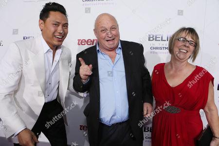 Jon M. Chu, Bruce Dale, Diane Dale