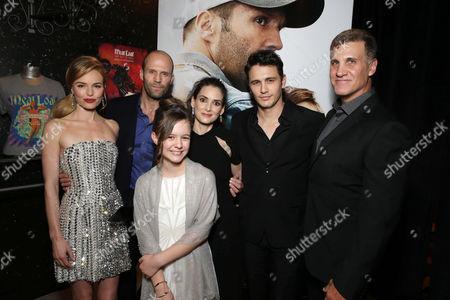 Kate Bosworth, Izabela Vidovic, Jason Statham, Winona Ryder, James Franco, Gary Fleder