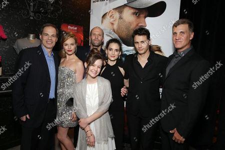 Tom Ortenberg, Kate Bosworth, Izabela Vidovic, Jason Statham, Winona Ryder, James Franco, Gary Fleder