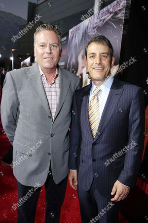 Andrew Spaulding, Doug Mankoff