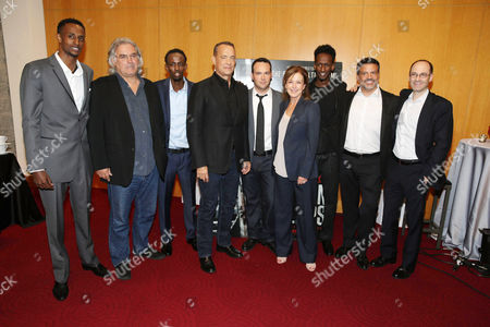 Editorial picture of Columbia Pictures screening of 'Captain Phillips' Beverly Hills Los Angeles, America.